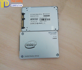 SSD INTEL 520 SERIES 240GB